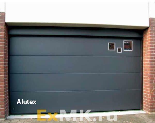 секционные гаражные ворота Exmkru эксперт по